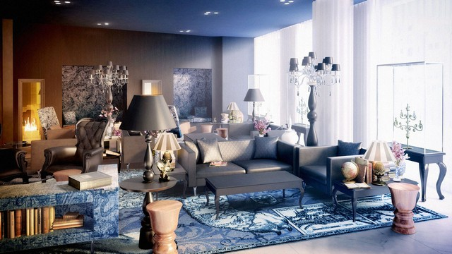 9 Breathtaking Home Decor Ideas To Steal From Marcel Wanders   9 Breathtaking Home Decor Ideas To Steal From Marcel Wanders andaz amsterdam 05