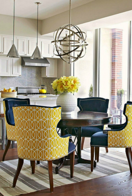 9 Eclectic Dining Room Ideas That Will Make You Long For A Makeover