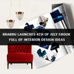 BRABBU's Quick Guide On Fourth Of July Decorations For A Chic Holiday BRABBU's Quick Guide On Fourth Of July Decorations For A Chic Holiday relacionados3 4th of July 4th of July Incredible Interior Design Inspiration: How to Decorate with Blue & Red relacionados3 150x150