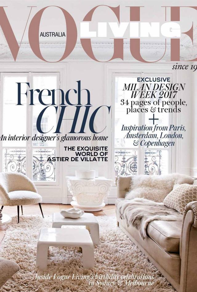 10 Top Interior Design Magazines Around The World interior design magazines 10 Top Interior Design Magazines Around The World 0004903 vogue living 1