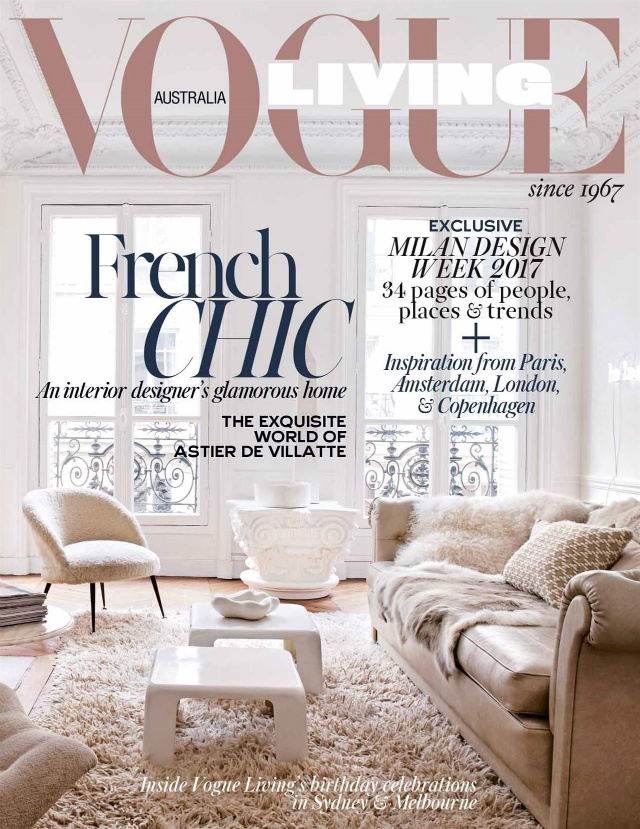10 top interior design magazines around the world for Interior design magazin