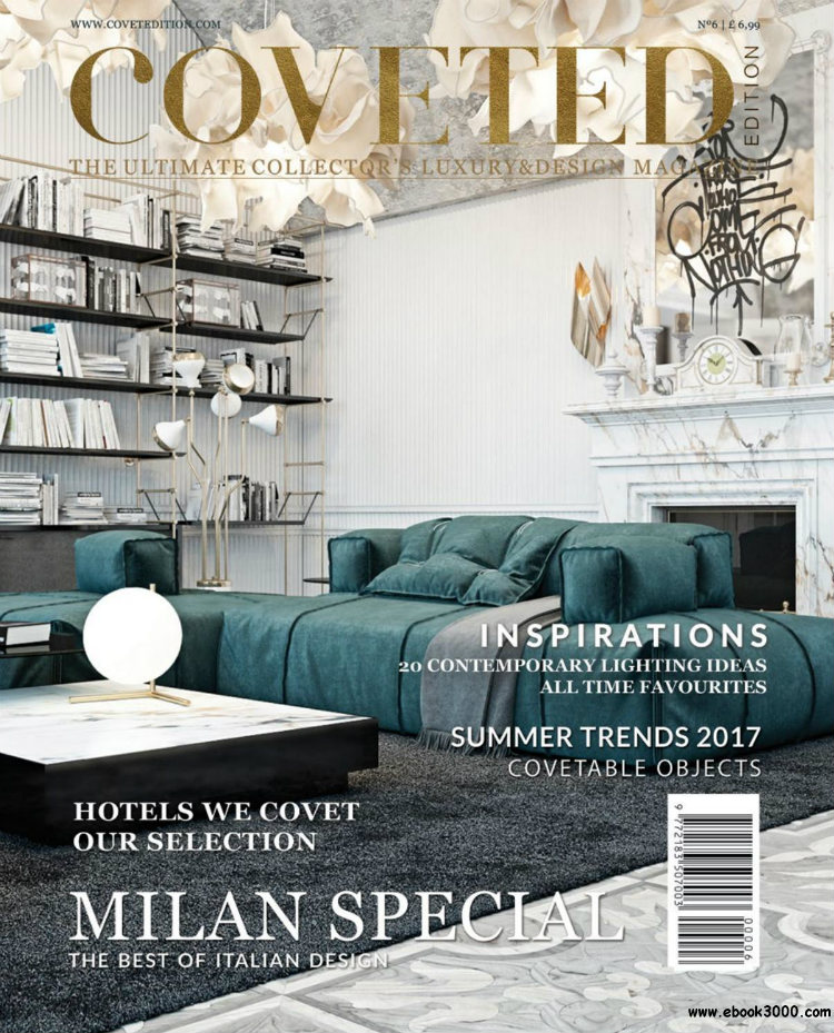 10 Top Interior Design Magazines Around The World