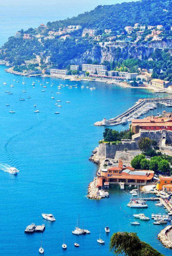 7 Celebrity Travel Destinations That You Will Want To Visit ASAP travel destinations 7 Celebrity Travel Destinations That You Will Want To Visit ASAP French Riviera Travel Guide 1 552x820