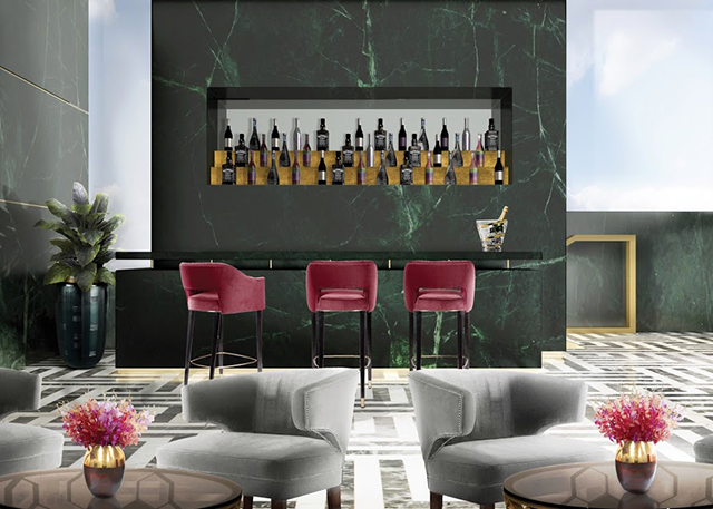 11 Must-Have Bar For A Stylish Home Bar  bar chairs 10 Must-Have Bar Chairs For A Stylish Home Bar Hotel brabbu project 13 HR