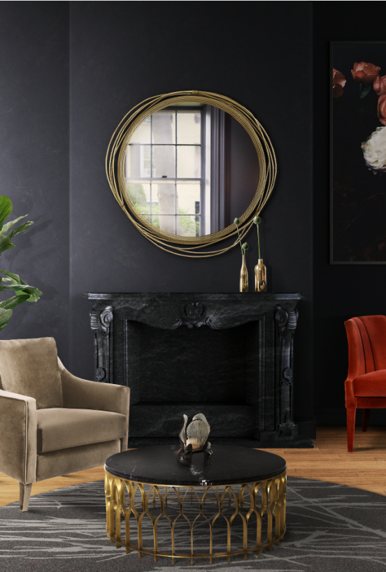 Jumpstart Your Fall Home Decor With These Chic & Cozy Rooms