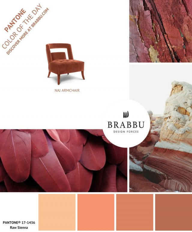 A Week In Colors: Five Color Trends To Add To Your Home Decor V home decor A Week In Colors: Five Color Trends To Add To Your Home Decor V Raw Sienna e1499097541985