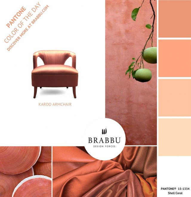 A Week In Colors: Five Color Trends To Add To Your Home Decor VI home decor A Week In Colors: Five Color Trends To Add To Your Home Decor VI Shell Coral e1499703521562