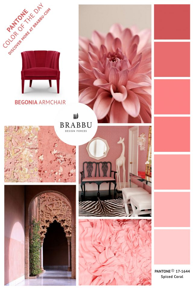 home decor A Week In Colors: Four Color Trends To Add To Your Home Decor IX Spiced Coral e1501512342796