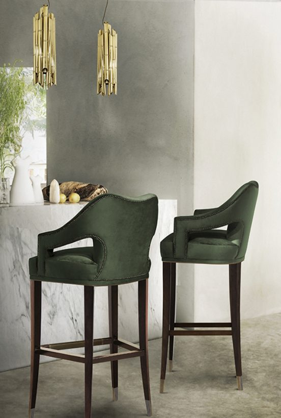 bar chairs 10 Must-Have Bar Chairs For A Stylish Home Bar brabbu ambience press 58 HR 1 552x819