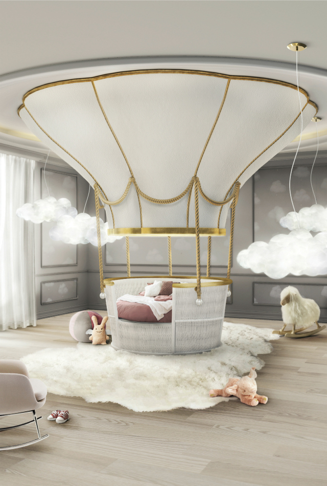 How To Decorate A Nursery Room That Is Both Magical & Chic
