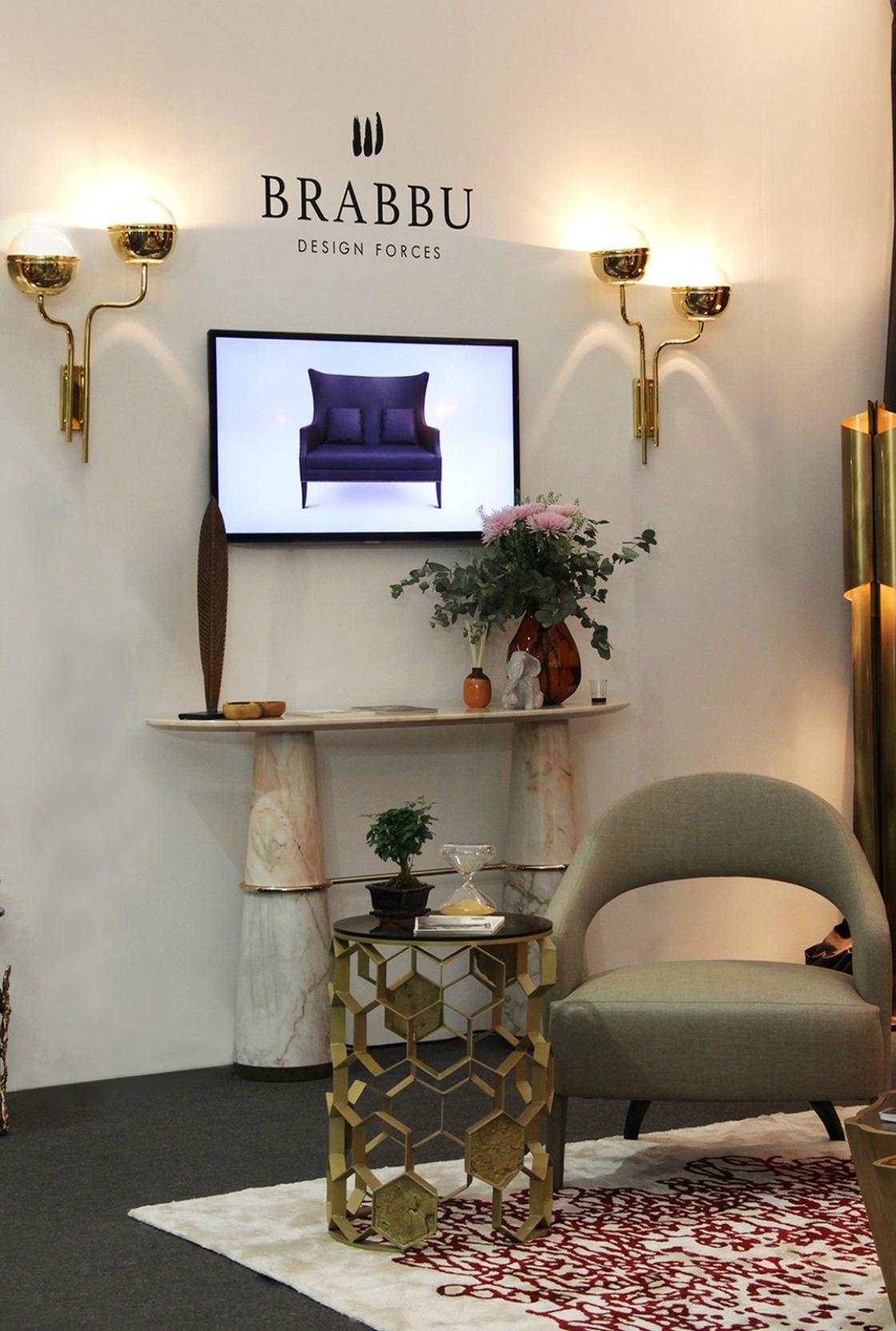 7 Luxury Brands Worth Visiting At Decorex 2017