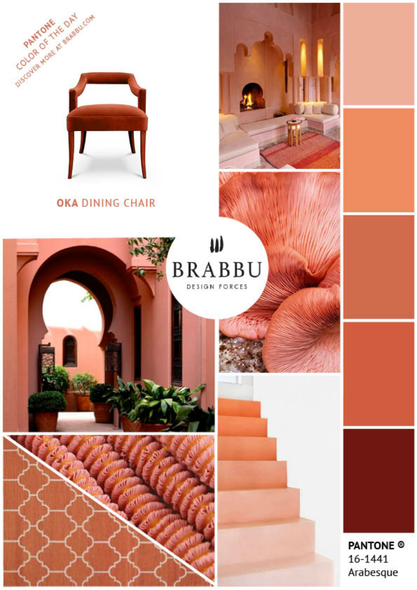 A Week In Colors: Five Color Trends To Add To Your Home Decor XI |home decor, color trends, modern interior design #colortrends #interiordesign #homedecor  home decor A Week In Colors: Five Color Trends To Add To Your Home Decor XI Arabesque