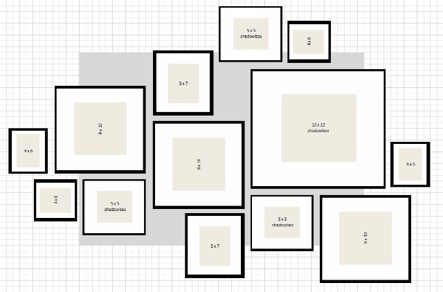 Top Ideas For Your Photo Wall Design For An Elegant Living Room Design living room design Top Ideas For Your Photo Wall Design For An Elegant Living Room Design Top ideas for you photo wall design 2