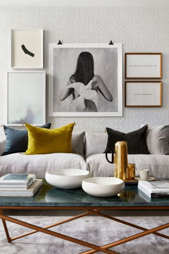 How To Decorate With Wallpaper For A Charismatic Home Decor