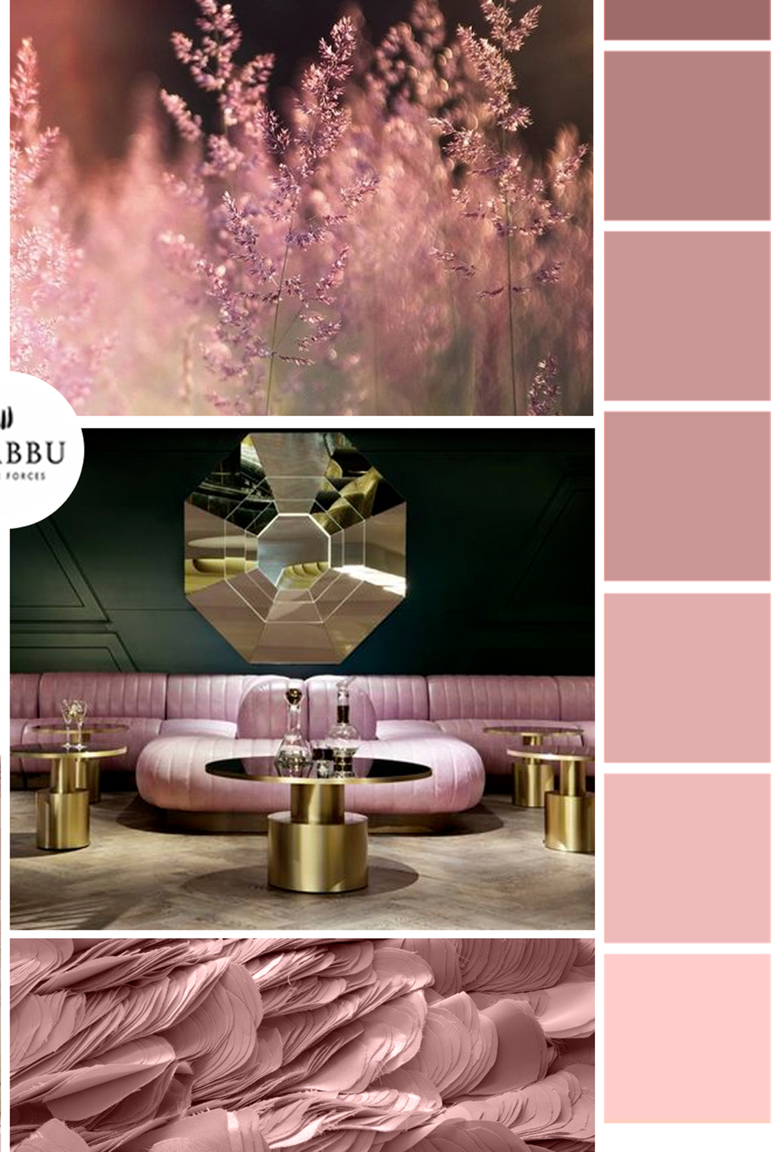 How To Decorate With Millennial Pink: The Stylish Color Of The Moment