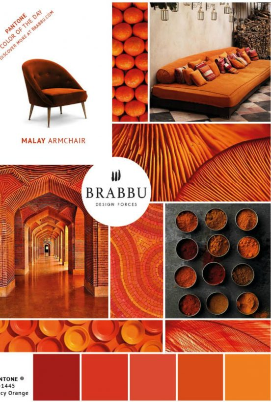 Pantone Color Of The Day Inspiration Ideas Brabbu Design Forces