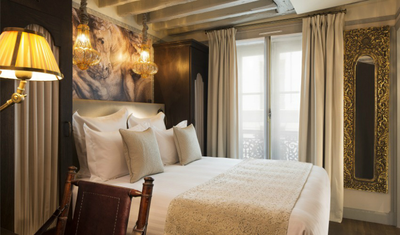 inspirations room hotel Maison et Objet 2017 maison et objet 2017 Where To Stay In Paris During Maison et Objet 2017: Da Vinci Hotel vinci5