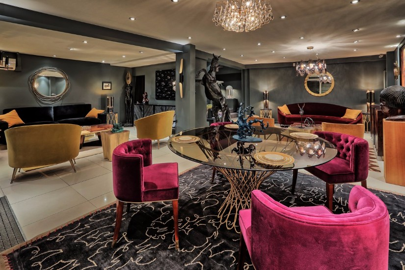Covet Paris, A New Interior Design Showroom In Paris showroom in Paris Covet Paris, A New Interior Design Showroom In Paris Covet Paris A New Interior Design Showroom In Paris 2