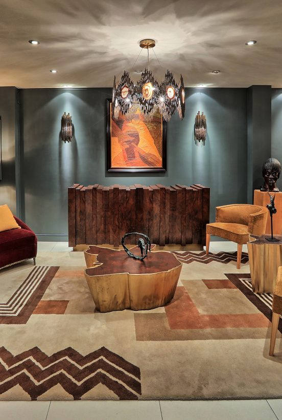 Covet Paris, A New Interior Design Showroom In Paris
