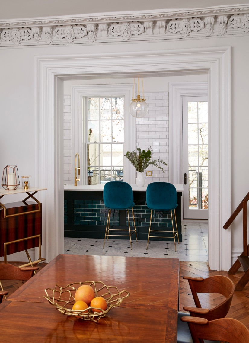 How to incorporate brass into your home decor