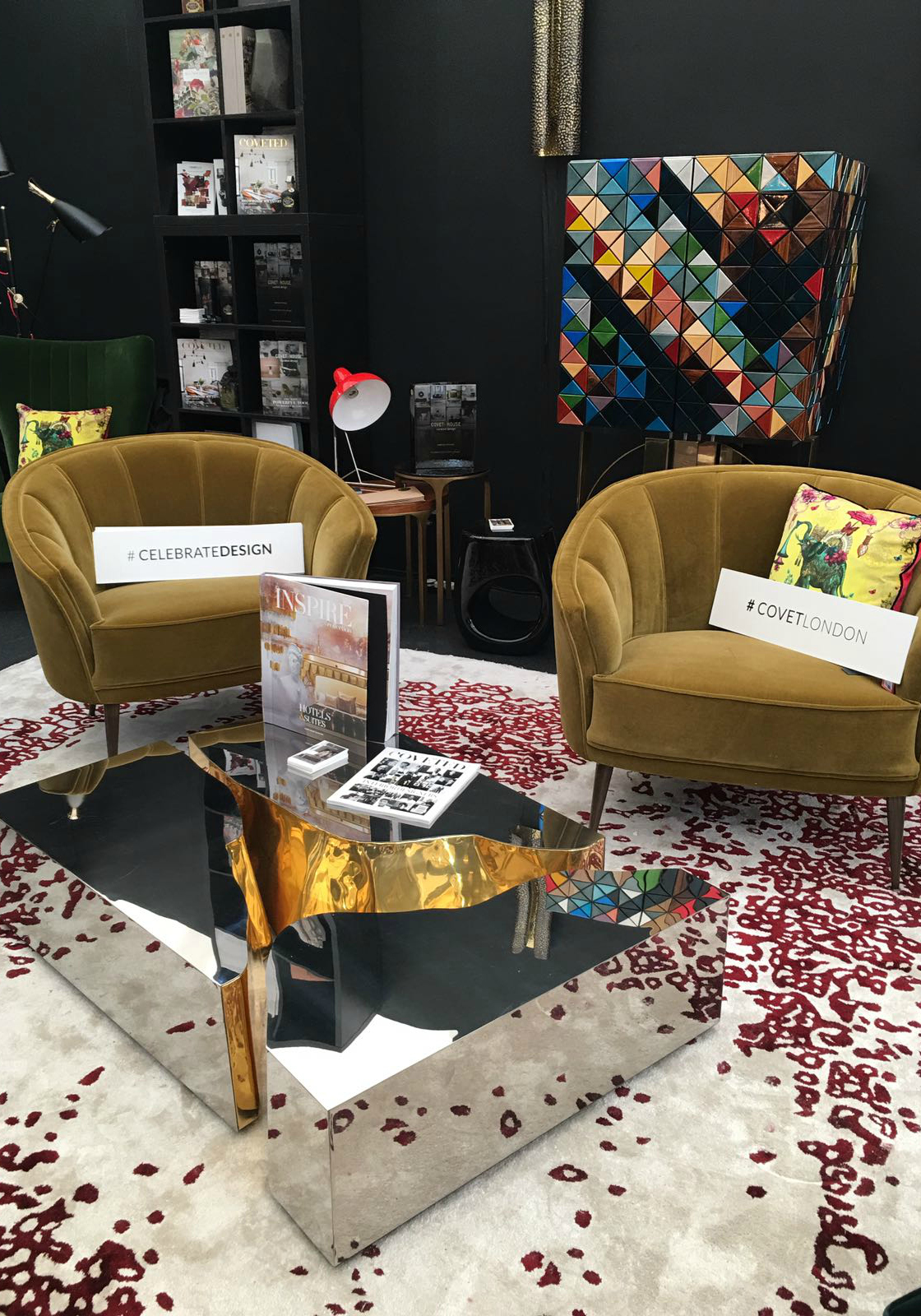 The Best Moments From BRABBU At Decorex 2017 So Far