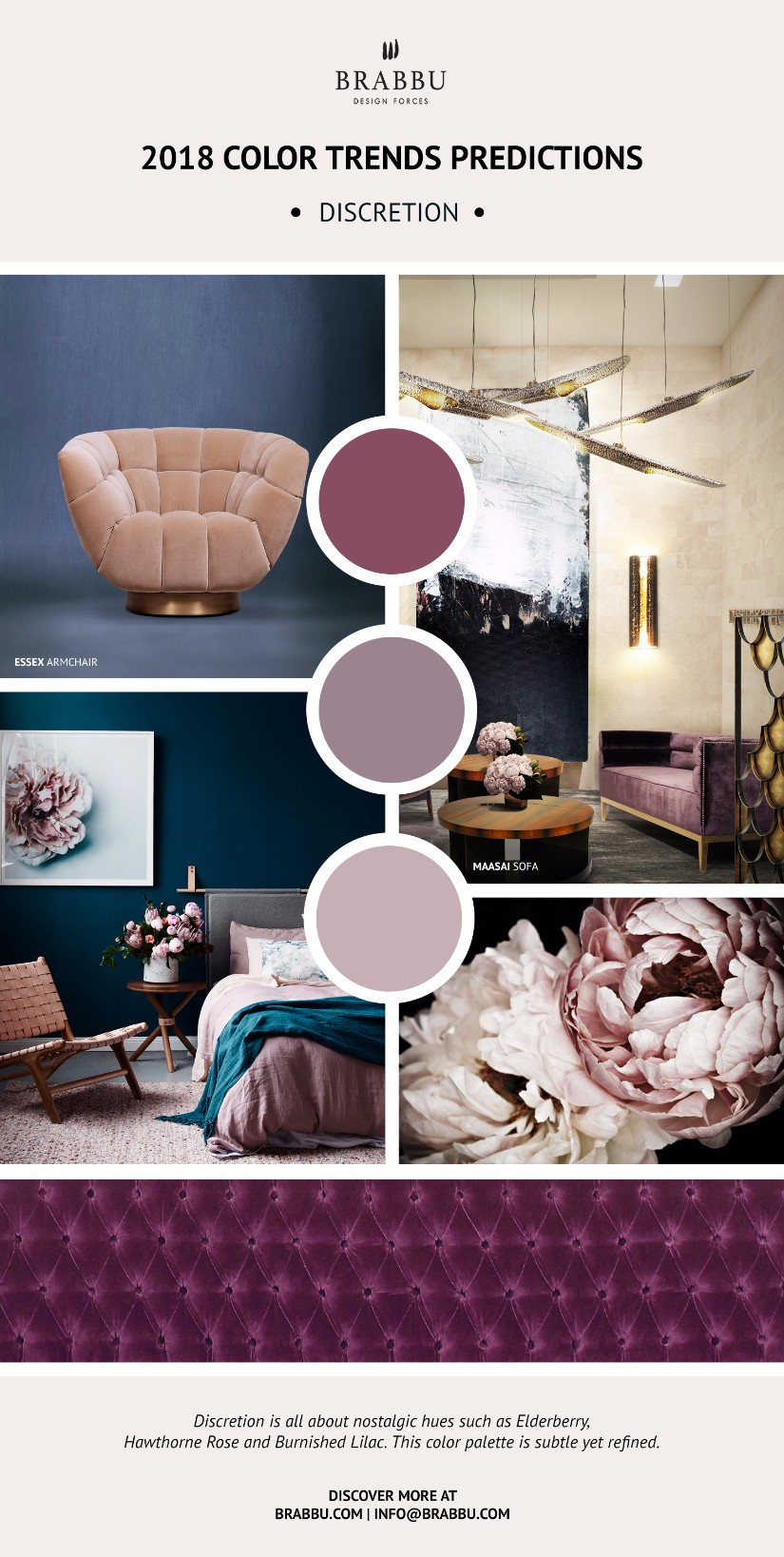 Trend alert here are the 2018 color trends predictions Home architecture trends 2018