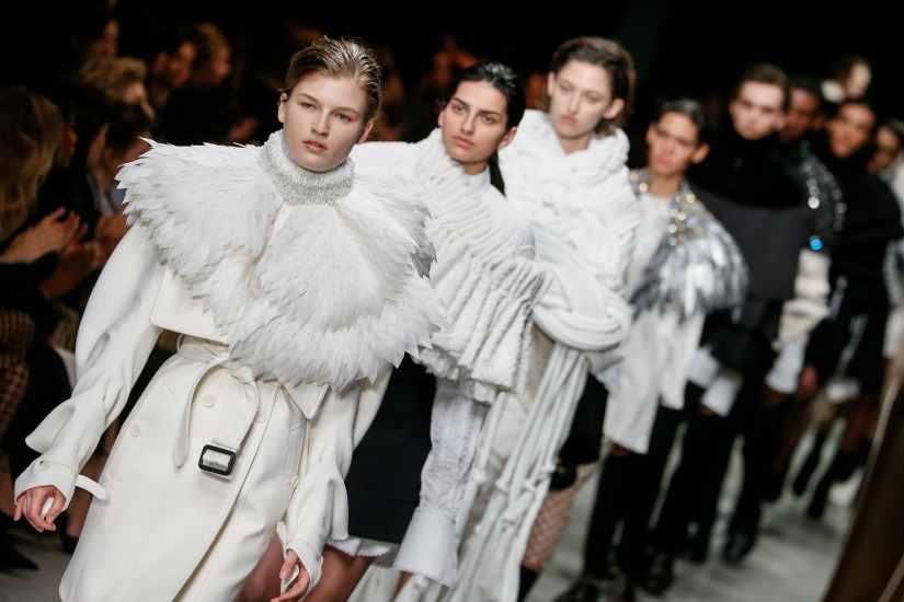 Designers To Look Out For at London Fashion Week London Fashion Week Designers To Look Out For at London Fashion Week burberry details fall 2017 london fashion week lfw aw17 1304