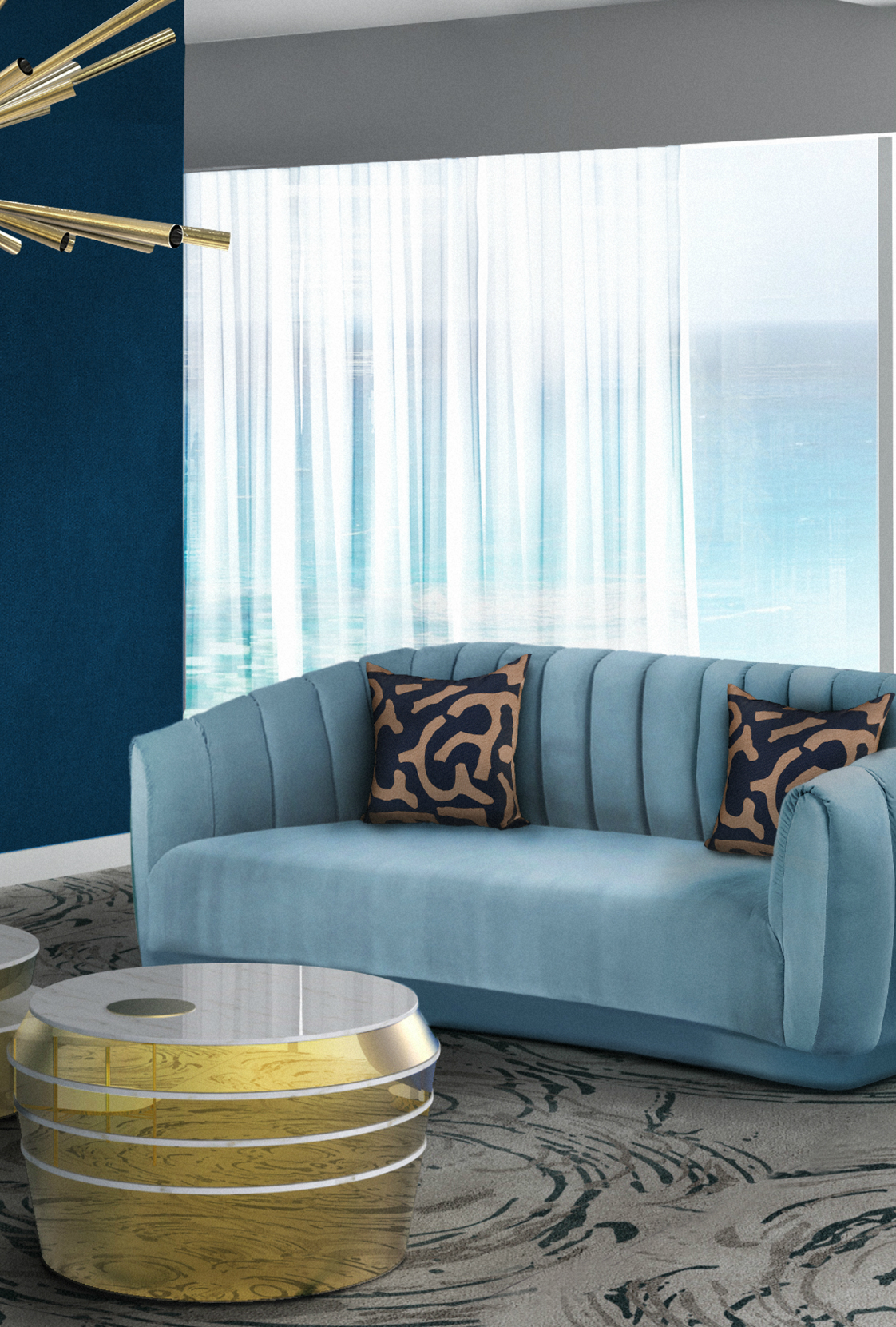How to Decorate with Blue According to Top Interior Designers