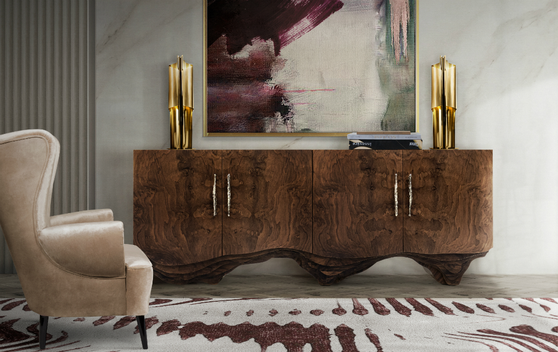 BRABBU's New Pieces are a Tribute to Nature Inspired Interior Design