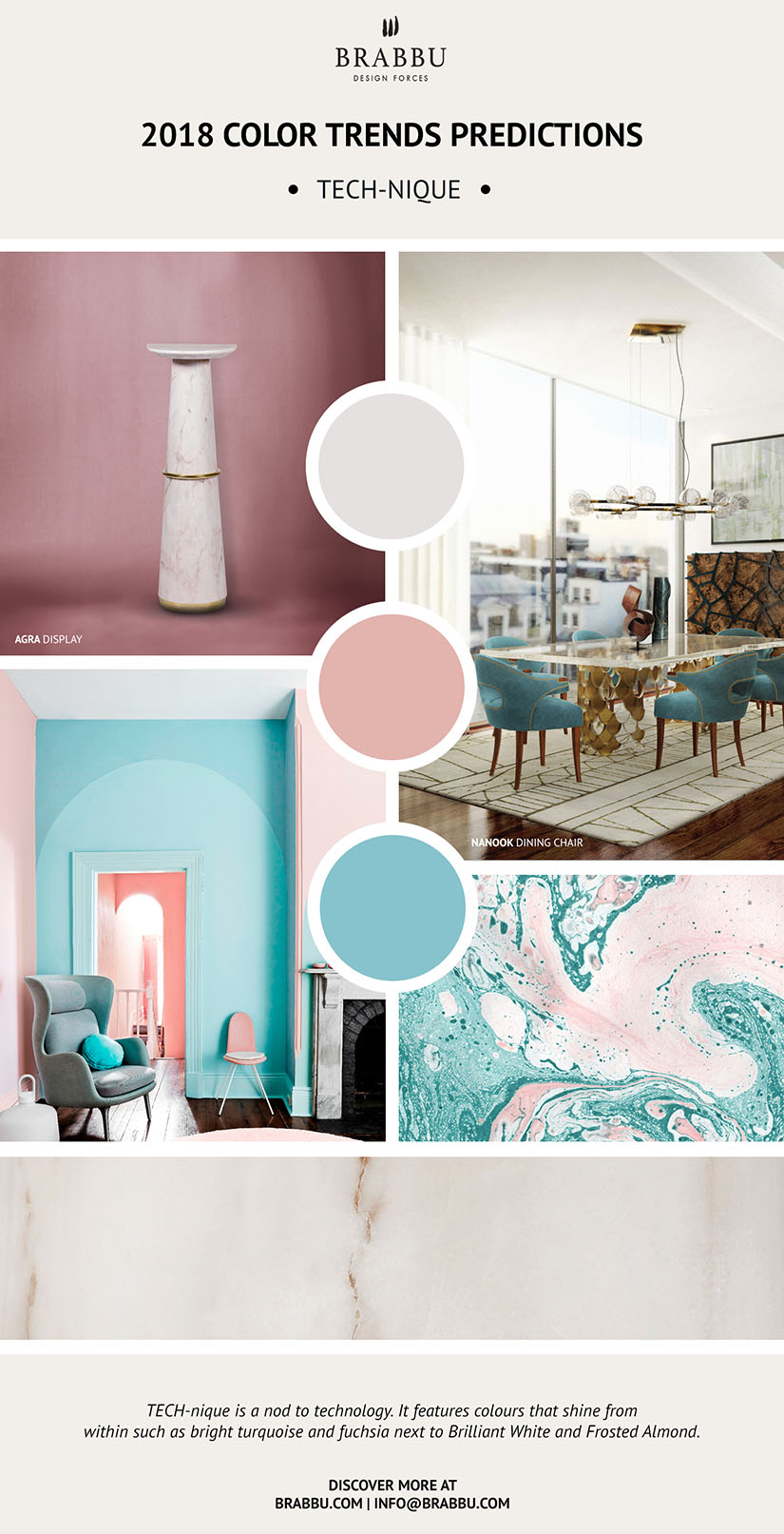 Cool These Pantone Color Trends Will Spice Up Spring 2018 Interior Design Ideas Clesiryabchikinfo