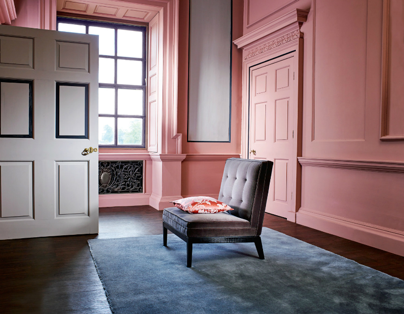 2018 color trends 2018 color trends Pink Paint Shade: one of the 2018 color trends imagem2
