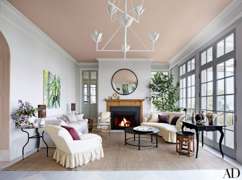 2018 color trends 2018 color trends Pink Paint Shade: one of the 2018 color trends imagem3
