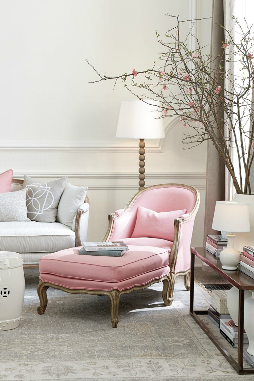 2018 color trends 2018 color trends Pink Paint Shade: one of the 2018 color trends imagem4