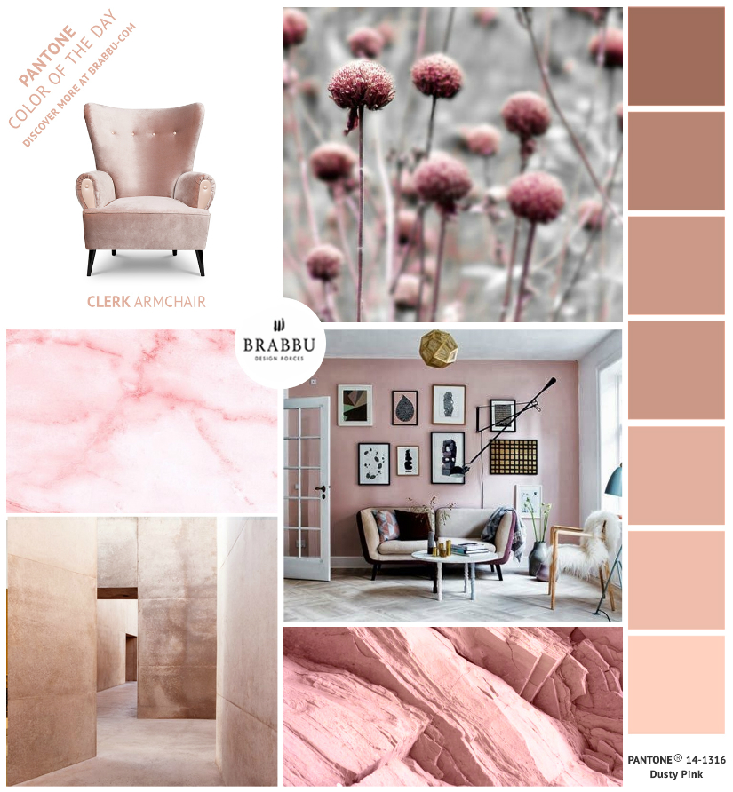 2018 color trends 2018 color trends Pink Paint Shade: one of the 2018 color trends imagem5