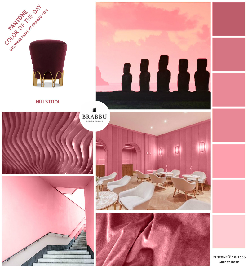 Color Trends color trends The 4 color trends of the week by Pantone! Color Trends 1
