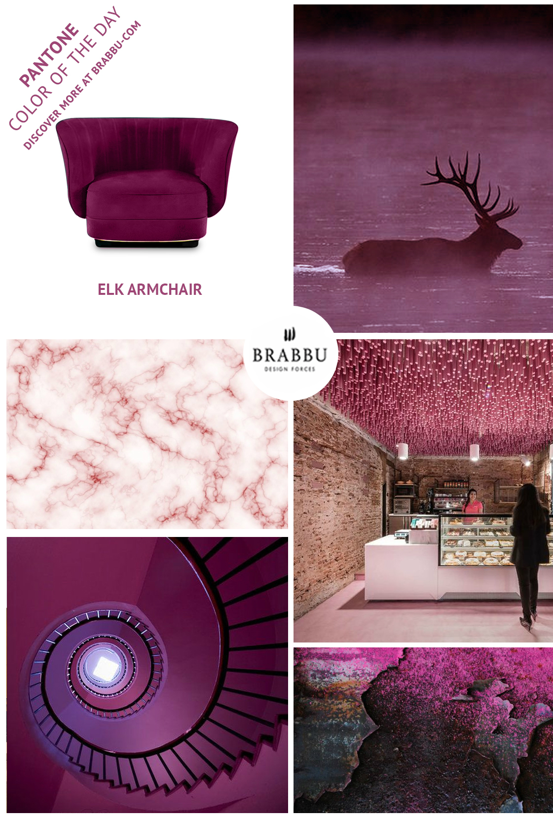 The 4 color trends of the week by Pantone!