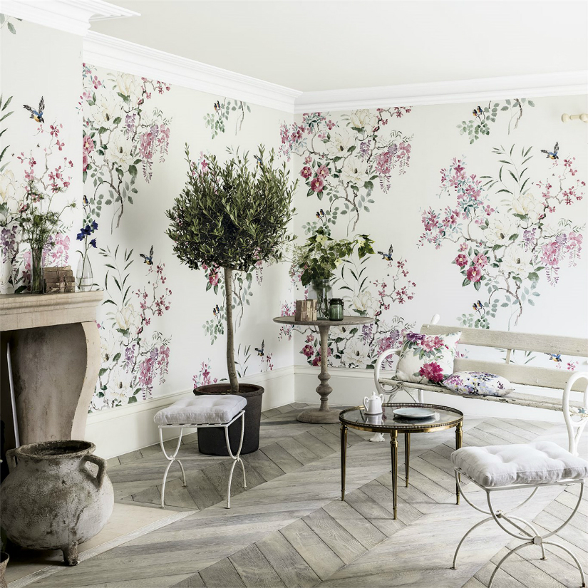 The wallpaper trends you don t want to miss in 2018 for Trending wallpaper