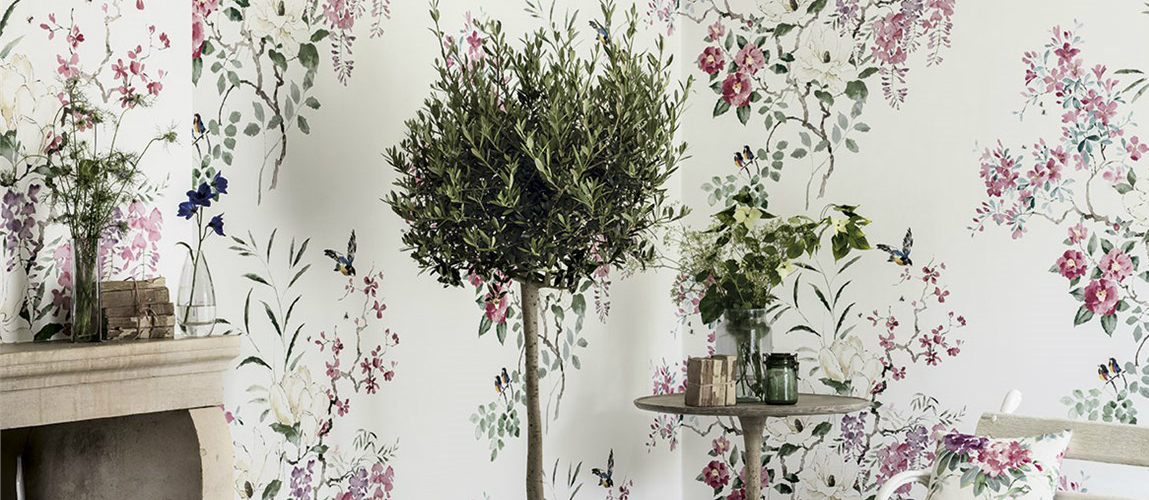 The Wallpaper Trends You Don't Want to Miss in 2018