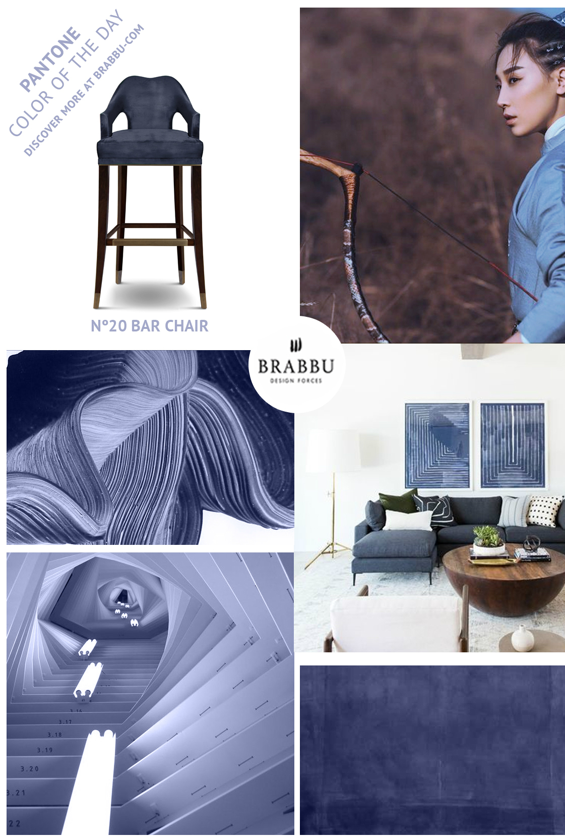 Interior design tips with pantone color of the day!