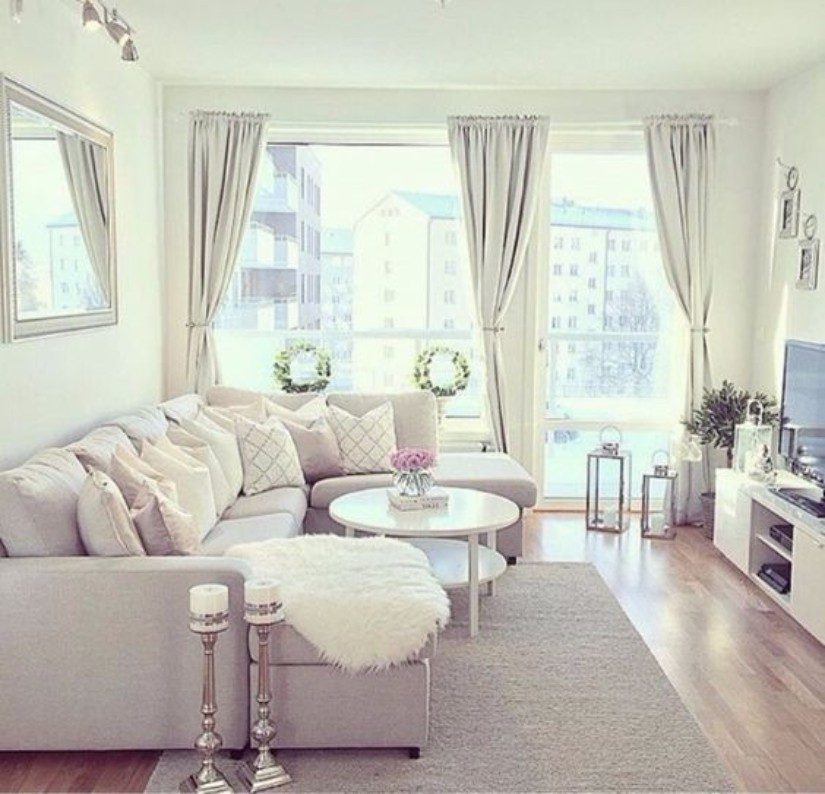 Make your own christmas scandinavian home decor for Do your own interior design