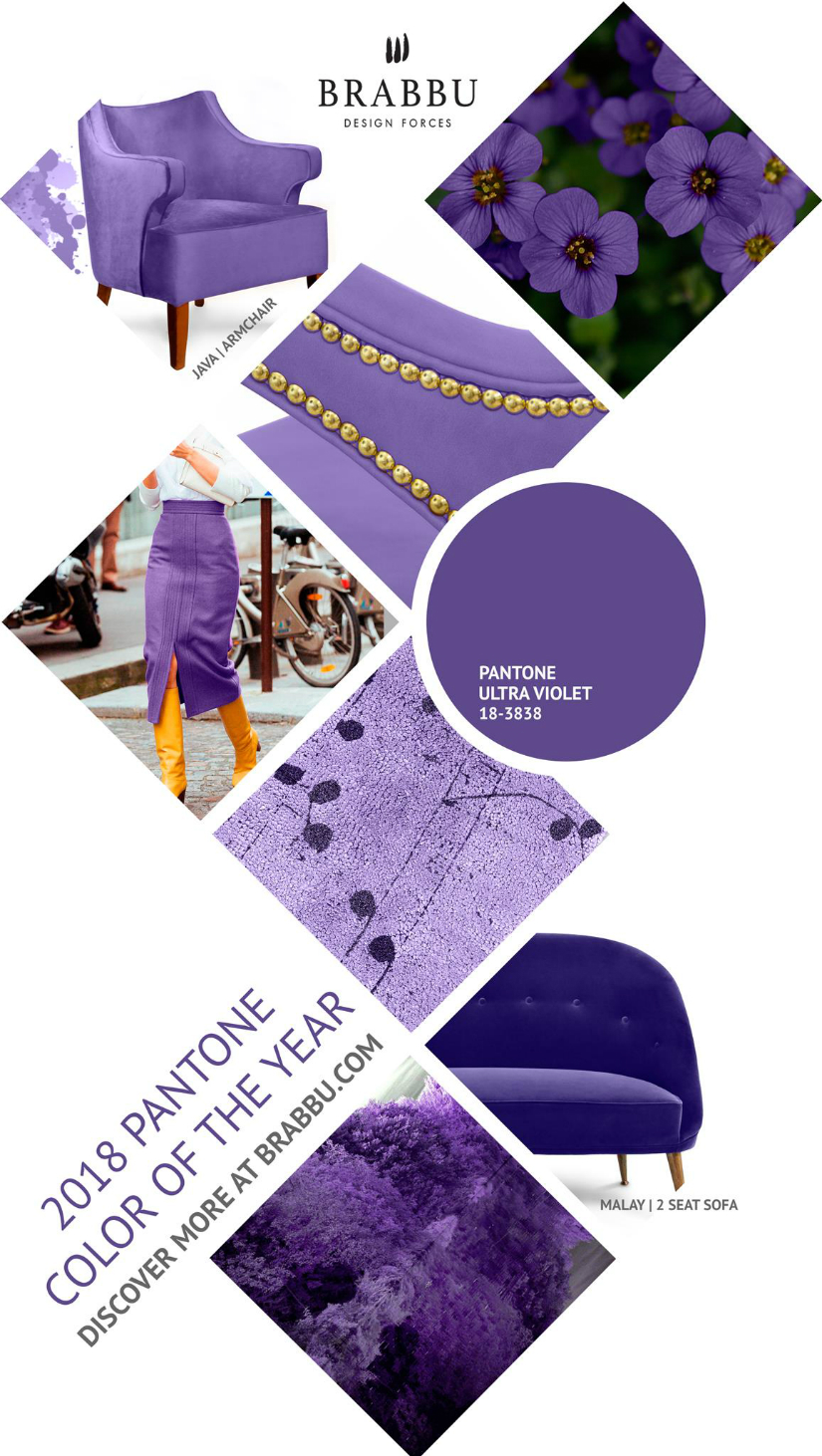 2018 pantone color of the year to inspire a home decor for Pantone 2017 2018
