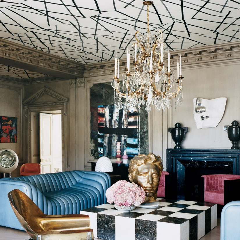 interior design trends interior design trends Statement Ceilings are Romantic and Dramatic Interior Design Trends ceiling