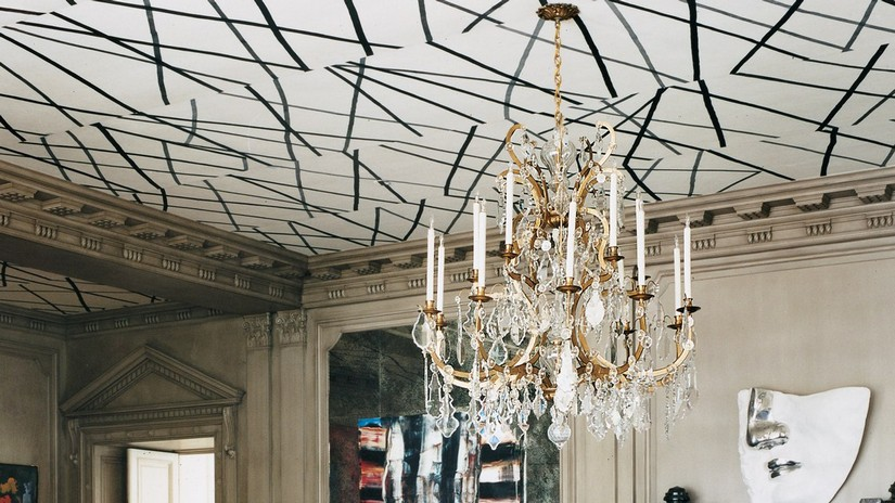 interior design trends interior design trends Statement Ceilings are Romantic and Dramatic Interior Design Trends ceiling2