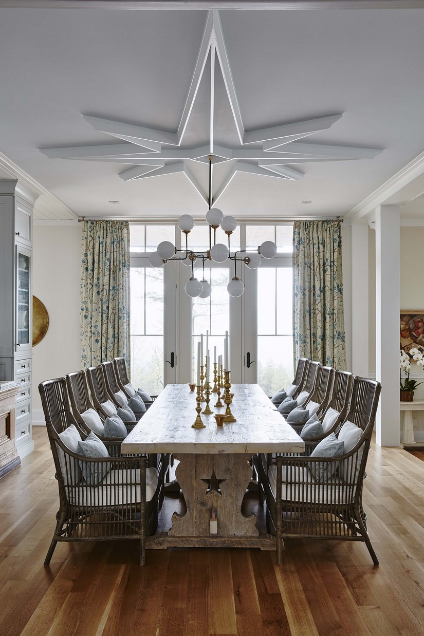 interior design trends interior design trends Statement Ceilings are Romantic and Dramatic Interior Design Trends ceiling3