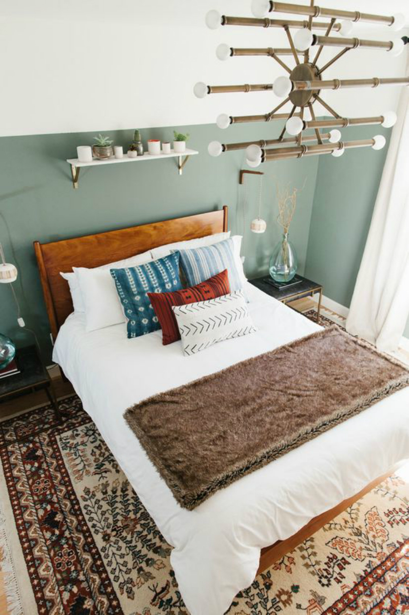 color trends Pinterest 100 list: White&Beige are the huge color trends in 2018 color trends