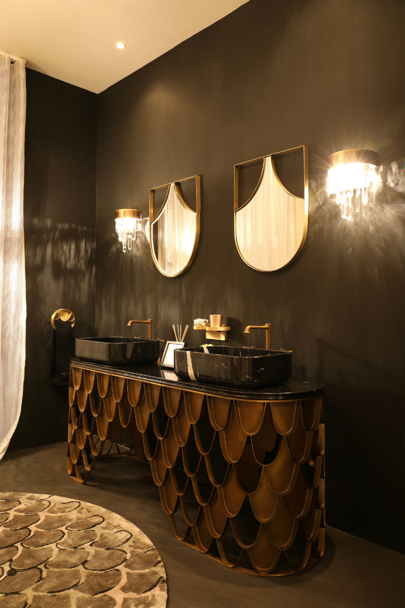 maison et objet 2018 highlight brabbu stand apartment. Black Bedroom Furniture Sets. Home Design Ideas