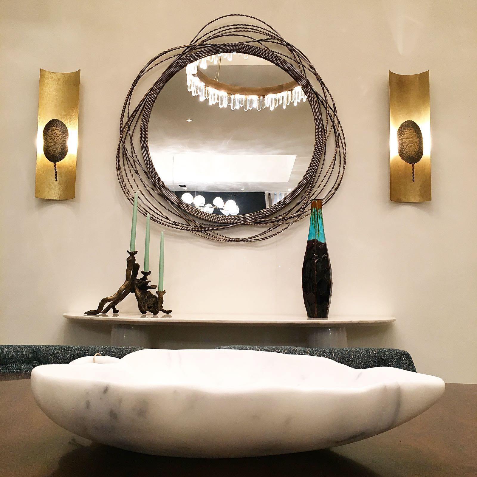 Discover brabbu apartment at salone del mobile 2018 for Interior design inspiration 2018