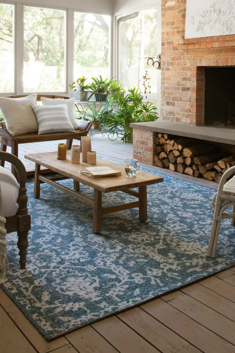 Remarquable  Mot-Clé Joanna Gaines' New Collection Of Rugs A Magnolia Home Decor