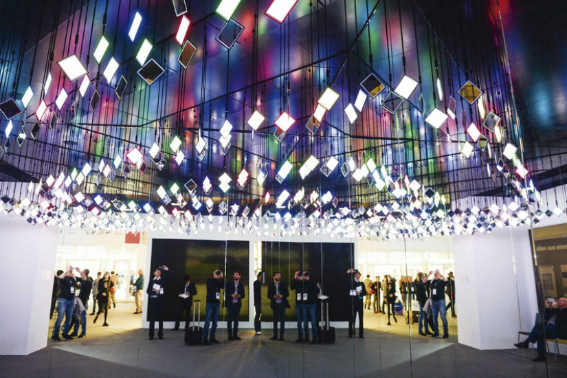 light and building Light and Building Frankfurt: The Highlights of the 2018 Edition Light and Building Frankfurt The Highlights of the 2018 Edition 6