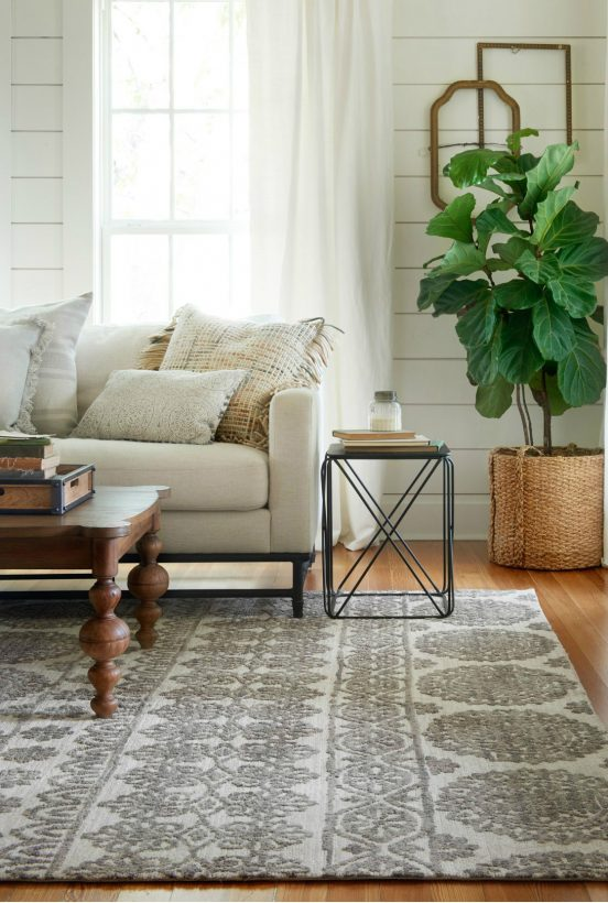 JOANNA GAINES' NEW COLLECTION OF RUGS: A MAGNOLIA HOME DECOR Home Decor Joanna Gaines' New Collection Of Rugs For A Magnolia Home Decor rugs 552x820